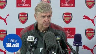 Arsene Wenger on Alexis Sanchez's decision to leave Arsenal - Daily Mail