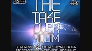 Nine Mill - Badmind People [Takeover Riddim] AUG 2011 (Notnice Rec)