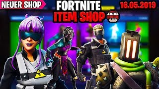 🤖MÜLL ROBOTER SKIN!🛒TODAY'S FORTNITE SHOP from 16.05 🛒 FORTNITE Item Shop of Today 16 MAY 2019