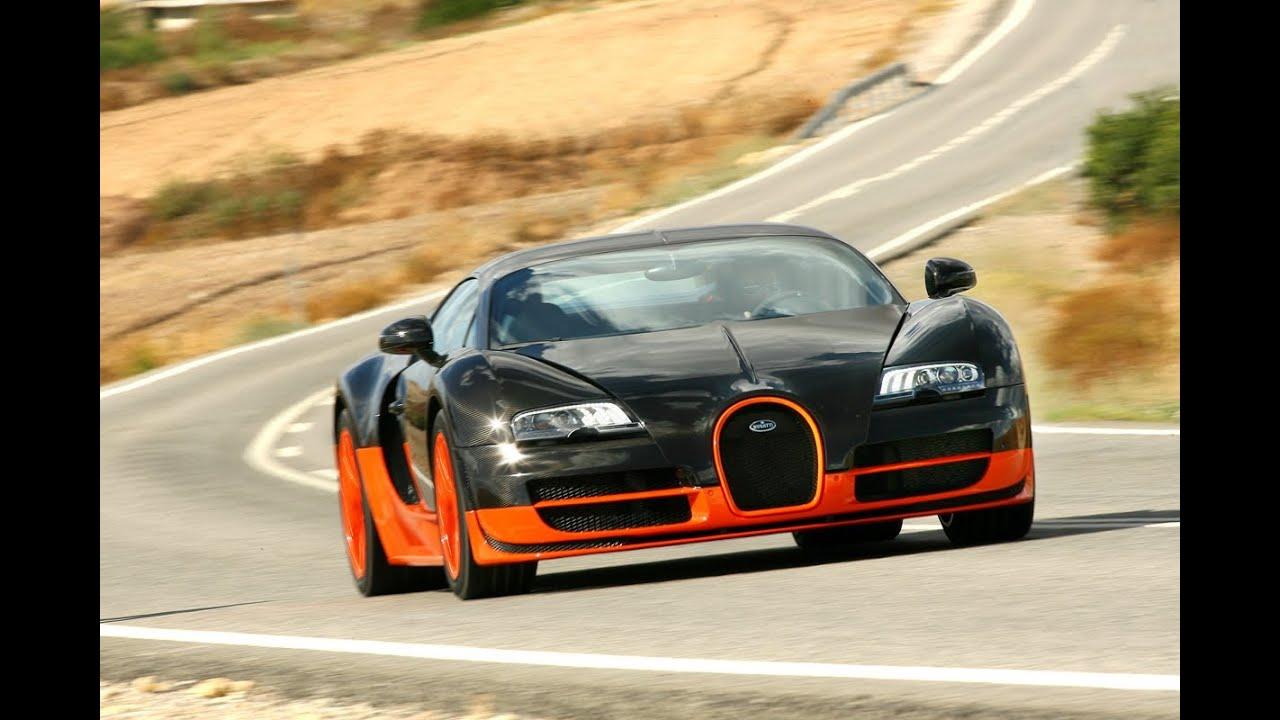 Bugatti Veyron Super Sport - YouTube