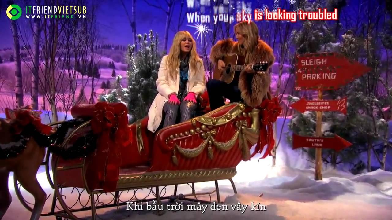 Hannah Montana Ft. Sheryl Crow - Need A Little Love