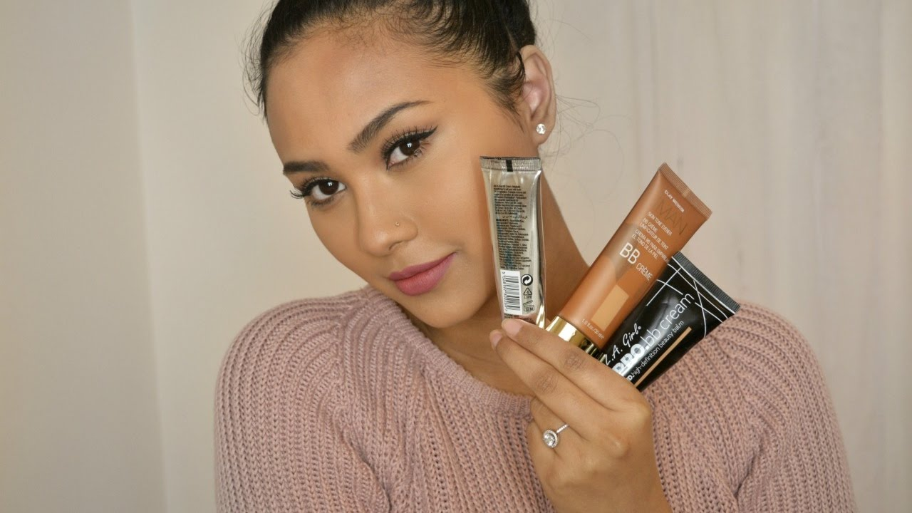 bb cream for dark skin tone