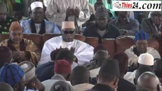 8e jour, déclarations de Pape Malick Sy et Serigne Mbaye Sy Mansour (22 mars 2017)