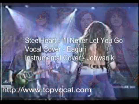 mysinging Steelheart - I'll never let you go (Angel eyes) Cover.