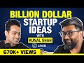 Kunal Shah on Startups, Indian Billionaires and Credit Cards | #FiguringOut with Raj Shamani