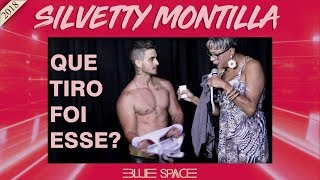 Blue Space Oficial - Matinê -  Silvetty Montilla - 21.01.18