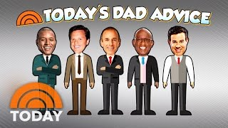 TODAY Dads Offer Their Best Fatherly Advice To Dylan Dreyer's Hubby | TODAY