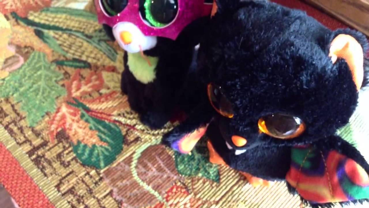 Beanie boo Halloween - YouTube 294d8ed3e254