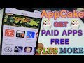 AppCake Get Hacked Games & Paid Apps For Free iOS 11