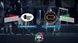 Bacci Immobiliare F8 3-3 Cotton Club | Play-Off Scudetto - Semifinale (Andata) | Highlights