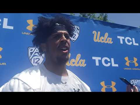 Video: Jason Harris says UCLA's player-run culture led him to transfer from Illinois State