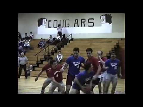 Champlain - Mooers Men's Final  4-1-89