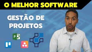 Qual o melhor Software de Gestão de Projetos? #andersonferreira
