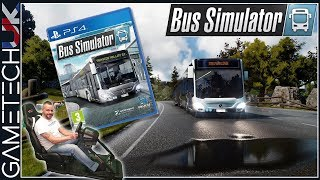 Bus Simulator LIVE (PS4)