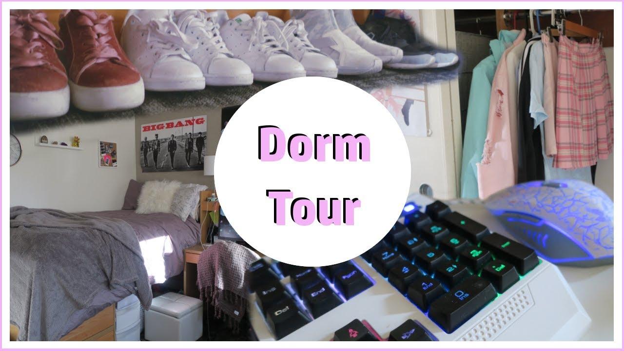 Dorm Tour WSU Scott/Coman