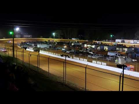 Laurens Speedway 4cyl 3/31/18
