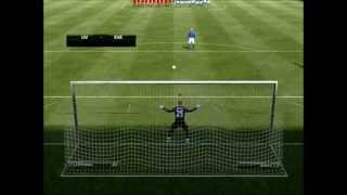 Fifa 12 PC | Liverpool vs Chelsea Penalty Shoot Out | Be A Pro: Goalkeeper