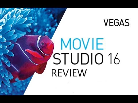 Movie Studio 16 - Full and Complete Overview! [REVIEW]