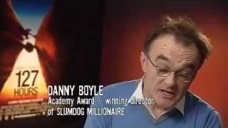 127 Hours Director: Danny Boyle Actors: James Franco, Kate Mara, Am...