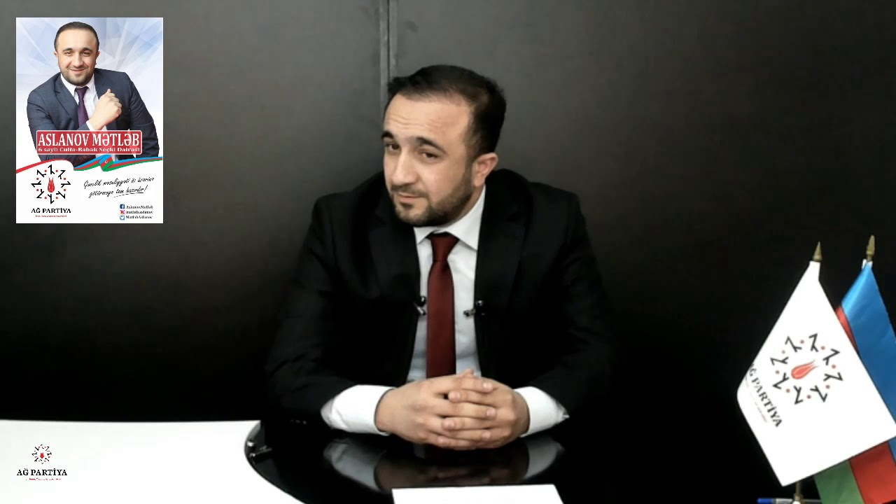 """Mətləb Aslanov: """"Azərbaycanı Avropaya deyil, Avropanı Azərbaycana """"daşımaq""""  lazımdır..."""" - YouTube"""