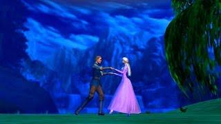 Video Barbie of Swan Lake - Odette and Daniel romantic dance download MP3, 3GP, MP4, WEBM, AVI, FLV Juni 2018