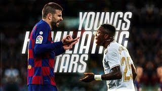 Young Players Humiliate Football Stars 2020 ᴴᴰ