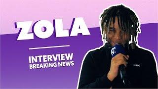 L'interview Breaking News de Zola