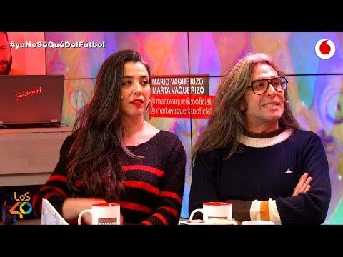 Mario y Marta Vaquerizo descubren los secretos del Bagdad #y