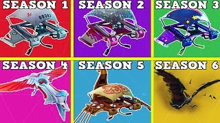 Video RANKING EVERY BATTLE PASS 'GLIDER' FROM WORST TO BEST! (SEASON 2-6!) | Fortnite Battle Royale! download MP3, 3GP, MP4, WEBM, AVI, FLV Oktober 2018