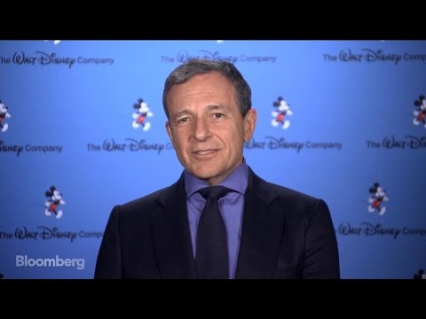 Disney CEO Bob Iger Talks Trump's Election and His 2017 Outlook