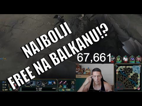 NAJBOLJI FREESTYLE SA STRIMA