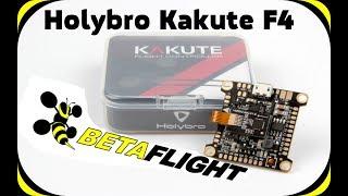 Holybro Kakute F4-Еще один топовый полетный контроллер.