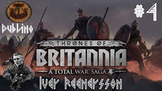 Total War Thrones of Britannia ITA Dublino, Re del Mare: #4