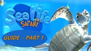 Sealife Safari Part 1