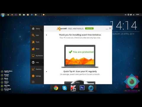 Avast! 9 Free Antivirus / Serials 2014