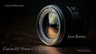 Canon EF 35mm f/2 IS USM Review