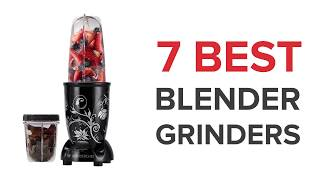 7 Best Blender Grinders in India With Price