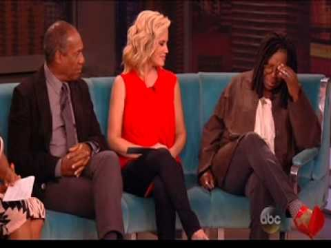 Joe Morton -  THE VIEW -  7.25.14