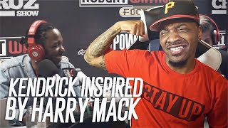 Kendrick Lamar Inspired By Harry Mack's Freestyle (REACTION!!!) WHY ISN'T HE BIGGER?!