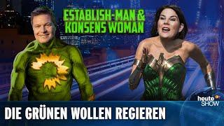 Grünen-Parteitag – Habeck labert, Trittin rastet aus