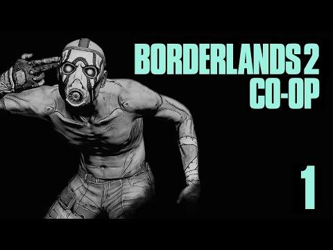 Прохождение Borderlands 2 (Кооператив) [60 FPS] — Часть 1: Босс: Капитан Флинт
