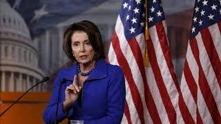 WATCH LIVE: House Minority Leader Pelosi to speak on AHCA CBO score