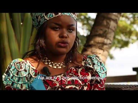 Online Activism in Eastern DRC: Profile of AWID member Linda Nibango