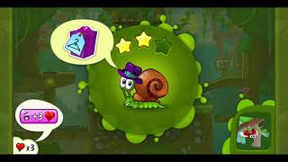 Snail Bob 2 🐌( By Hunter Hamster Studio) Android Gameplay[HD]