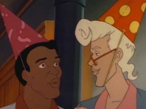 The Real Ghostbusters Egon Is Gay Youtube