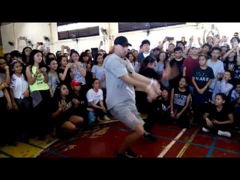 MATT STEFFANINA /LEANNE TESSA IN THE PHILIPPINES! (GOOSEBUMPS AND STAY DANCE COVER)