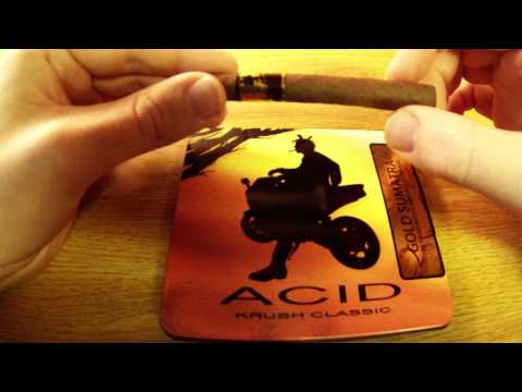 ACID Krush Classic: Gold Sumatra Drew Estate Cigar Review