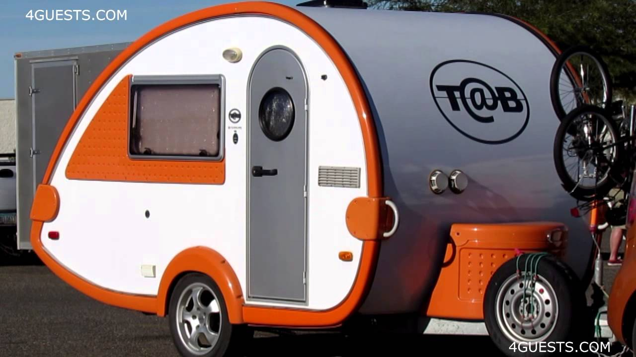 TAB CAMPER TRAILER TB TEARDROP YouTube