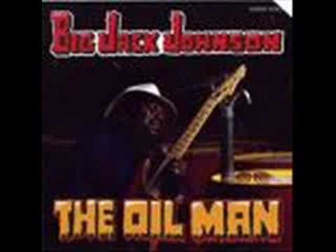 Big Jack Johnson - Too Many Drivers