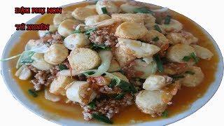 ĐẬU PHỤ NON TỨ XUYÊN SỐT CÀ CHUA THỊT BĂM ăn mãi không chán I Thai Lạng Sơn